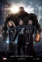 Fantastic Four (3D and 2D)