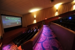 The upstairs Penthouse auditorium at the Hornbeck Theatre.