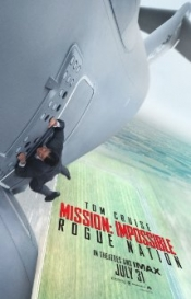 Mission Impossible: Rogue Nation (3D & 2D)