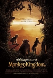 Disney's nature Monkey Kingdom