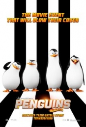 The Penguins of Madagascar (2D)