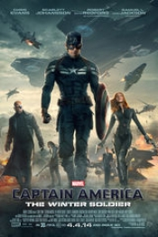 Captain America: The Winter Soldier (3D & 2D)