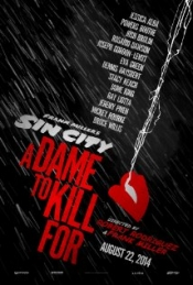 Sin City: A Dame to Kill For (3D & 2D)