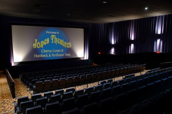 about us jones theatres